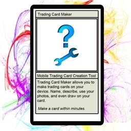 Trading Card Maker