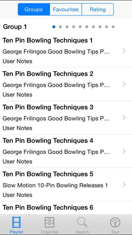 Ten Pin Bowling screenshot-1