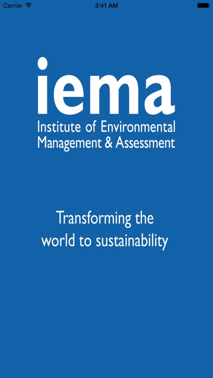 IEMA Delivering Sustainability by CrowdCompass, Inc.