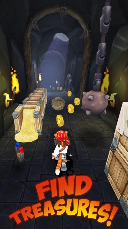 Pirate Cat Adventures screenshot-3