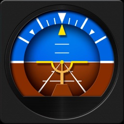Airplane Gyroscope Attitude Indicator