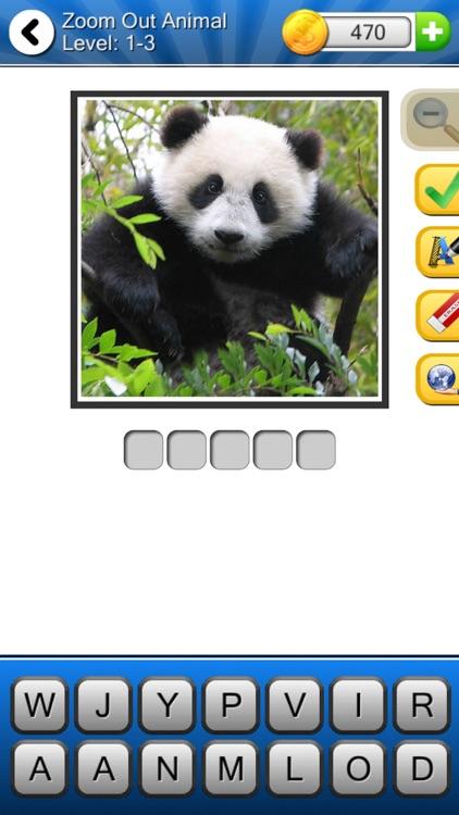 Zoom Out Animal screenshot-3