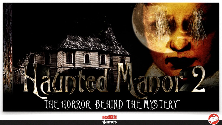 Haunted Manor 2 - The Horror behind the Mystery - FULL (Christmas Edition) screenshot-0