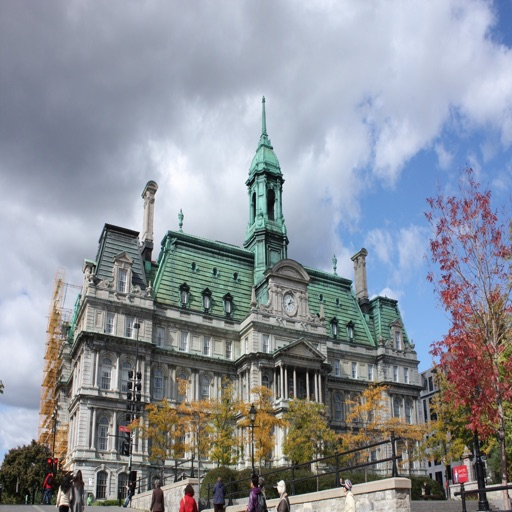 Montreal Tour Guide: Best Offline Maps with Street View and Emergency Help Info
