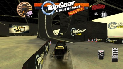 Top Gear: Stunt School Revolution Скриншоты7