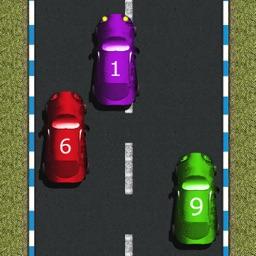 2D Extreme Car Racing