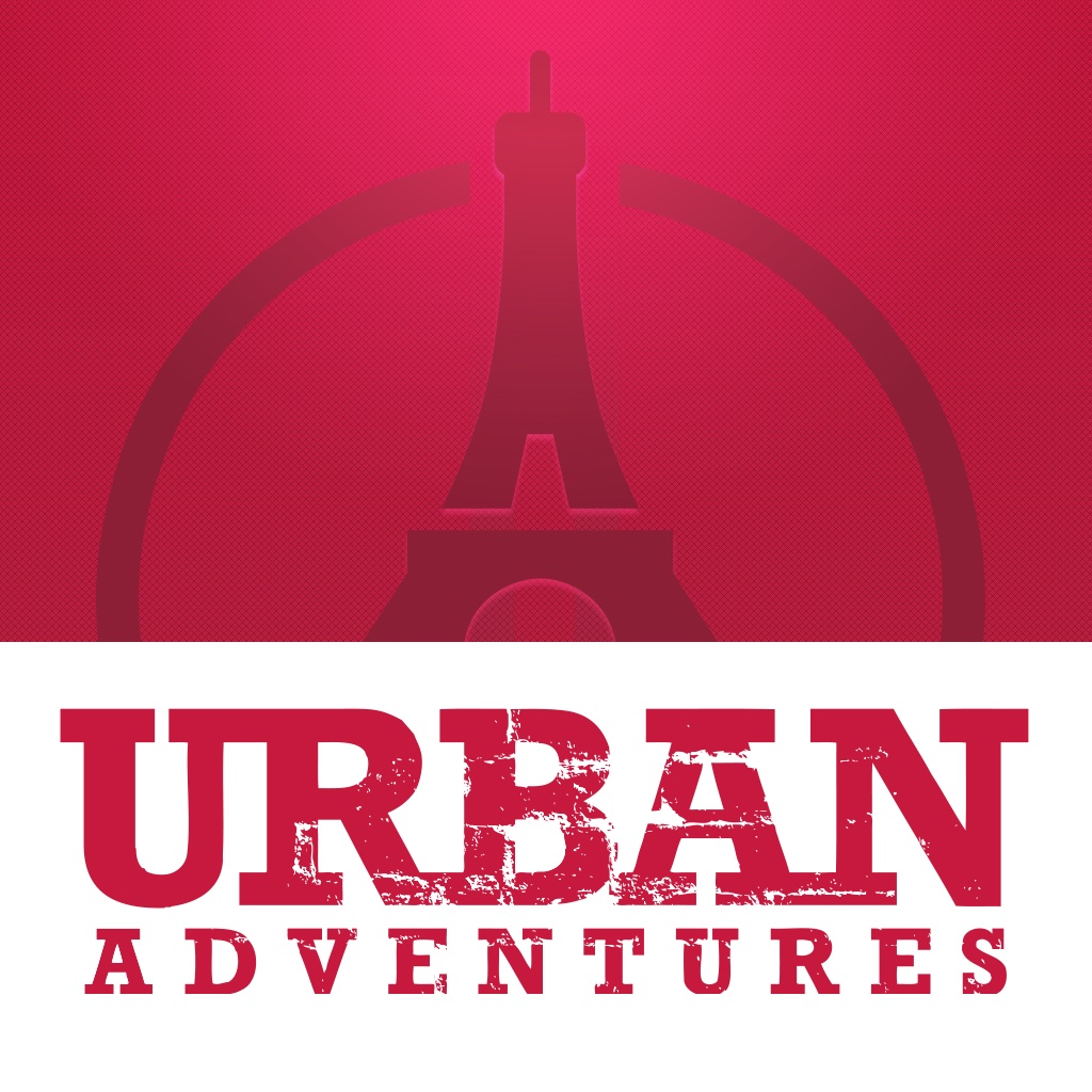 Paris Urban Adventures - Travel Guide Treasure mApp