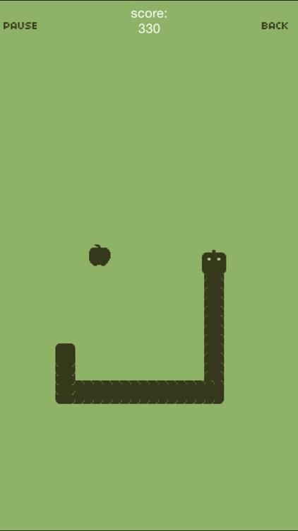 Snake '97: Snake and Apples