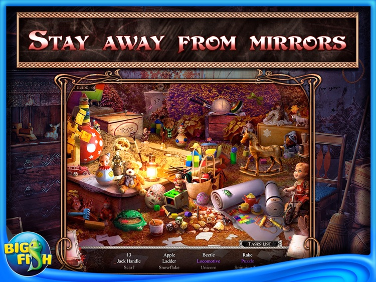 Grim Tales: Bloody Mary HD - A Scary Hidden Object Game