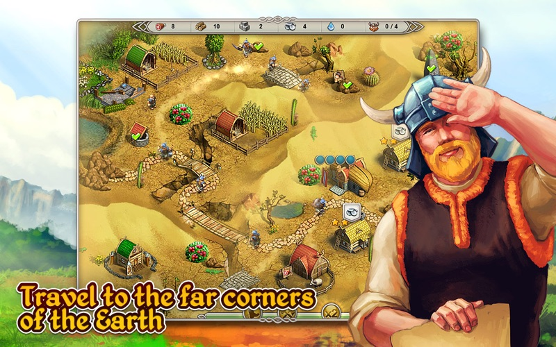 Viking Saga: Epic Adventure (Freemium) screenshot 2