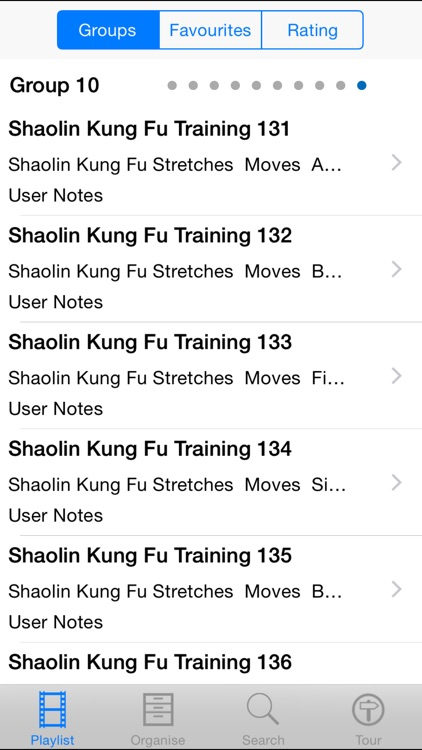 Shaolin Kung Fu Training screenshot-1