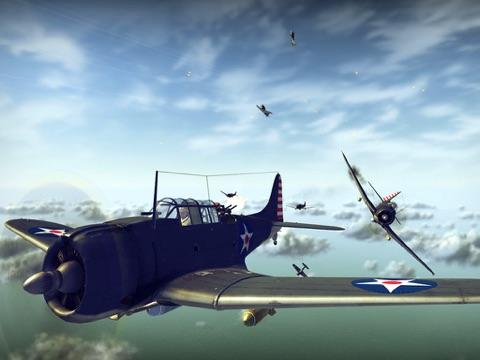 Скачать игру Airborne Battles: XF5F-1 Skyrocket