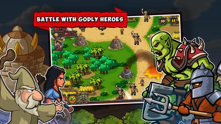 Tower rush :: Clash of heroes screenshot-3