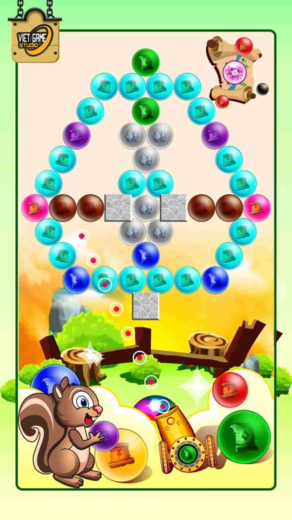 Bubble Shooter IQ Saga HD Pro Edition 2.0 - Egg Shoot Dynomite Jungle Mania Version 3.0