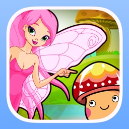 A Baby Fairy Magic Garden FREE - The Little Princess Tale for Kids
