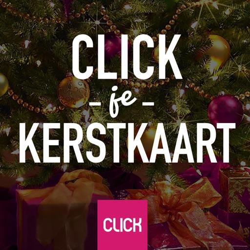 Click je kerstkaart