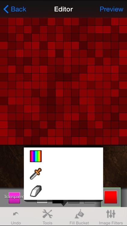 Texture Packs & Creator for Minecraft - MCPedia PC & PE screenshot-3