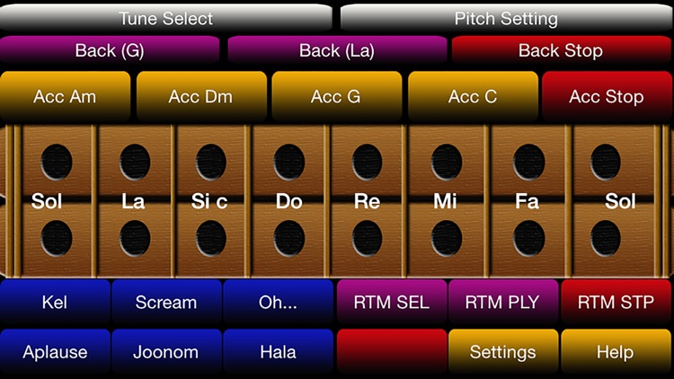 oriental arabic ney anban organ musical instrument free screenshot-0