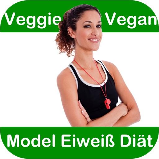 Model Eiweiß Diät Veggie Vegan