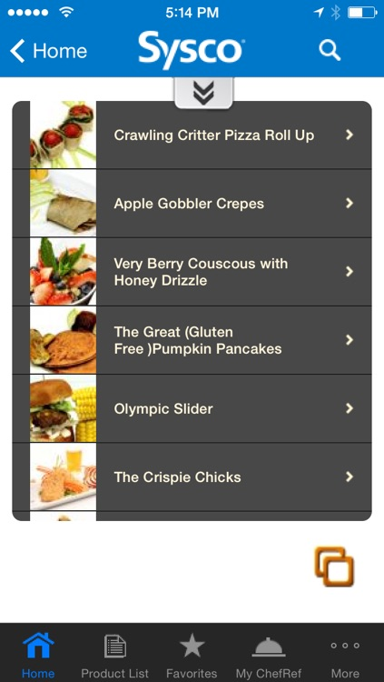 ChefRef screenshot-4