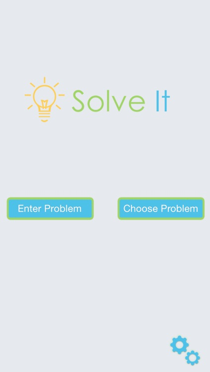 Solve It - Solve Your Problems screenshot-0
