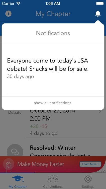 JSA Mobile