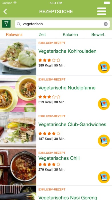 Screenshot for EAT SMARTER in Germany App Store