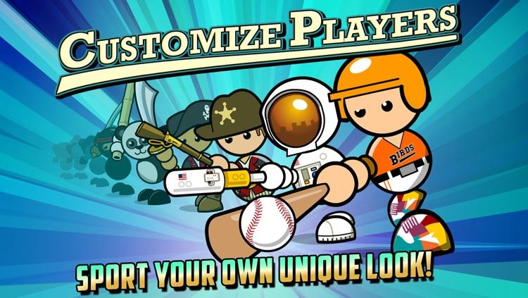 Baseball Battle screenshot-3