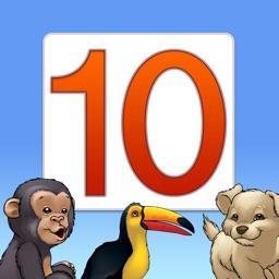 EarlyMath - 80 Animals to Learn Mathematics