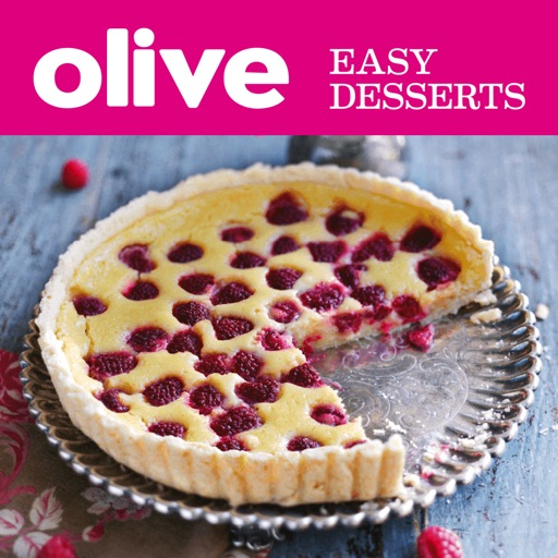50 easy desserts from olive magazine icon