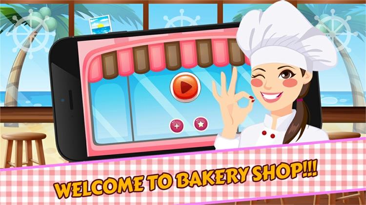 Fast Food Bakery Shop