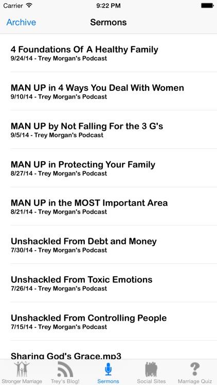 TreyMorgan.Net screenshot-3