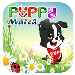 Puppy Match Puzzle Adventure Game