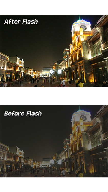Camera Flash Deluxe