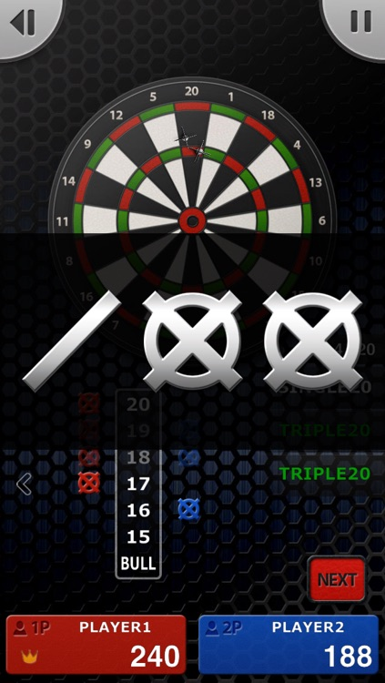 Darts Score Pocket screenshot-2