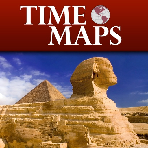 TIMEMAPS History of Ancient Egypt - Historical Atlas