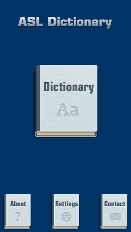 ASL Dictionary screenshot-4