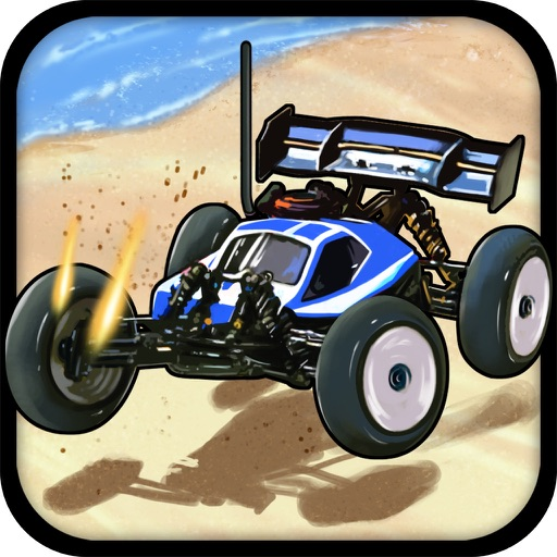 3D RC Beach Buggy Race - eXtreme Real Racing Offroad Rally Games icon