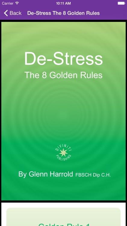 Lucid Dreaming Hypnosis by Glenn Harrold screenshot-4