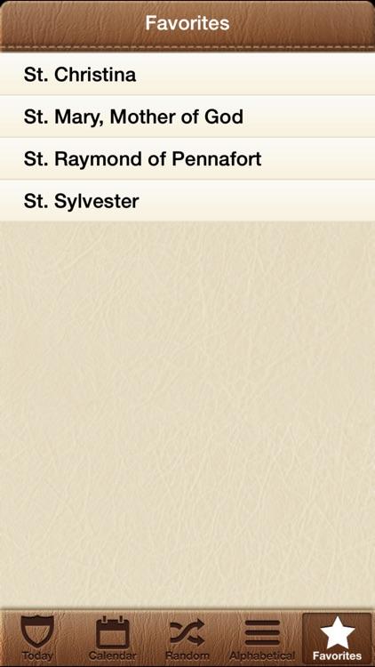 Saint of the Day for Kids : 365 Printable & Sharable Catholic Saints screenshot-3