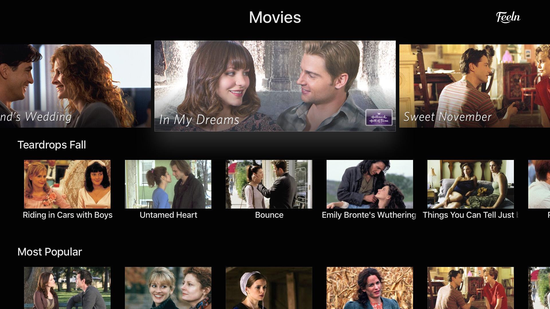 Hallmark Movies Now screenshot 11