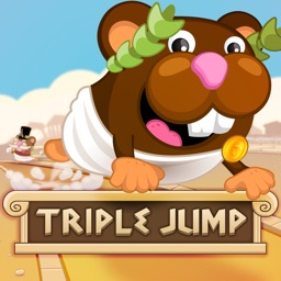 Hamsterscape: Triple Jump