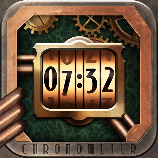 Chronometer - Steam Clock