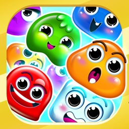 Crazy Jelly-Jam Pop Heroes! Sweet Bubble Matching Game