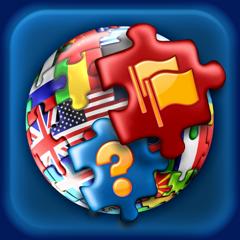 Geo World Plus – Geografía con la pronunciación para niños: continentes, países, EE.UU. estados, capitales, ciudades, banderas y puntos de referencia
