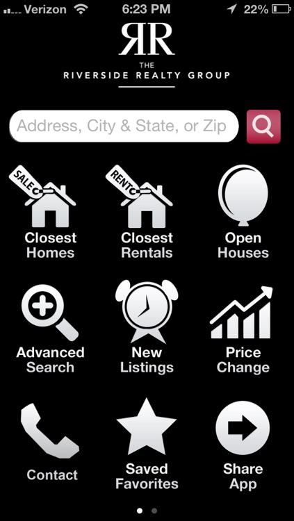 Fairfield County CT Real Estate App