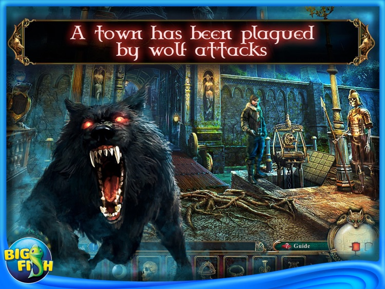 Dark Parables: The Red Riding Hood Sisters HD - A Hidden Object Fairy Tale (Full) screenshot-2
