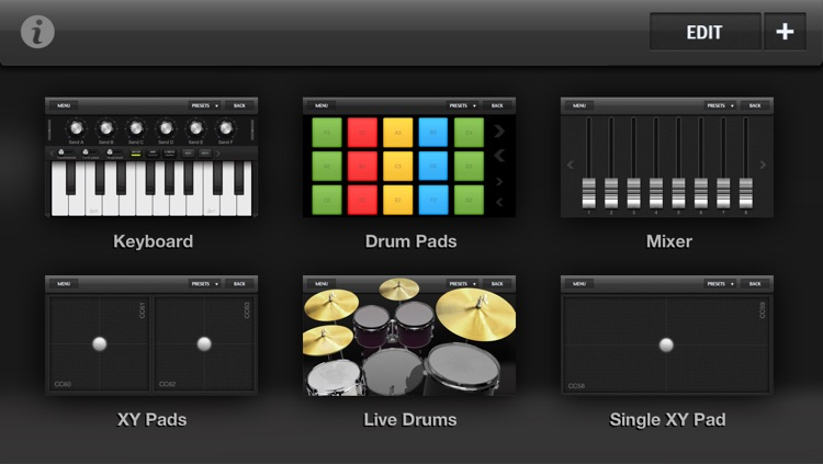 Midi Studio screenshot-0