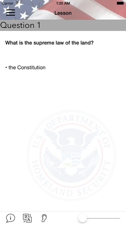 US Citizenship Test Guide