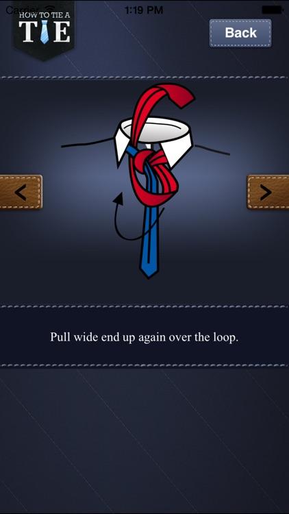 How to Tie a Tie ! screenshot-3